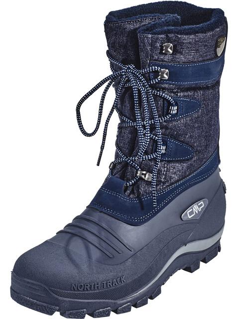 CMP Campagnolo Nietos Snow Boots Men b.blue mel.